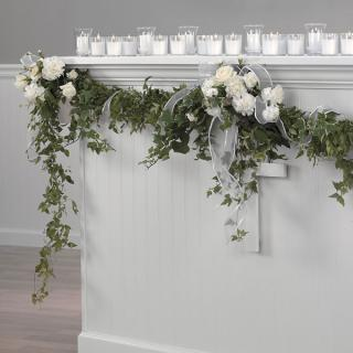 35. Touch Of Love Altar Garland