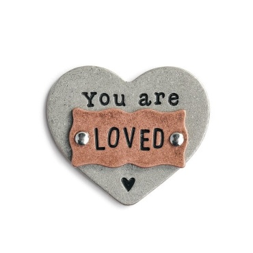 """You Are Loved\"" Pocket Token"