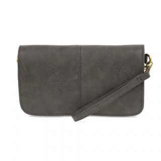 Crossbody Clutch ~ Charcoal