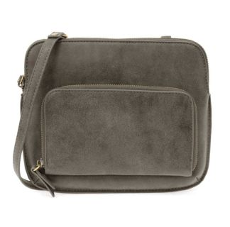 Crossbody Bag ~ Gray
