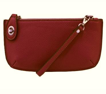 Wristlet Clutch ~ Red