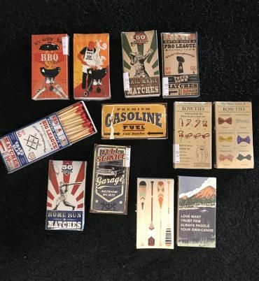 Premium Matches (1 Box of 50)