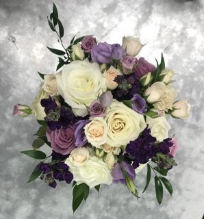 Vivian\'s Bridal Bouquet