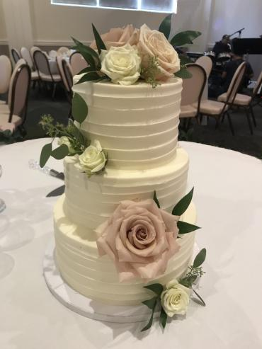 Lena\'s Wedding Cake