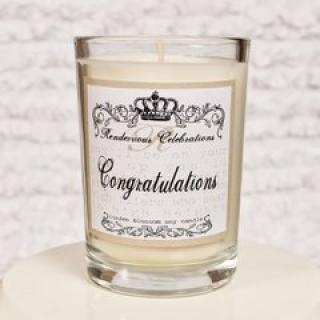 Congratulations ~ Soy Candle