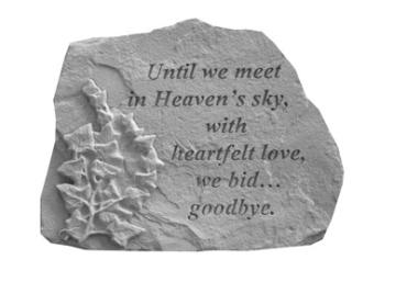 Until we Meet in Heaven\'s Sky