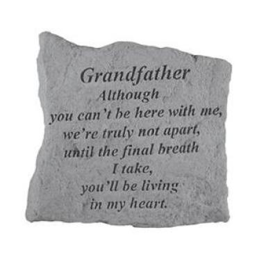 Grandfather, Although you can\'t be here