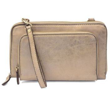 Pocket Wristlet ~ Gold