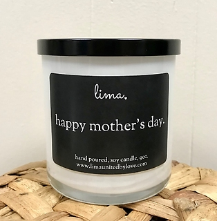 Happy Mother\'s Day Candle
