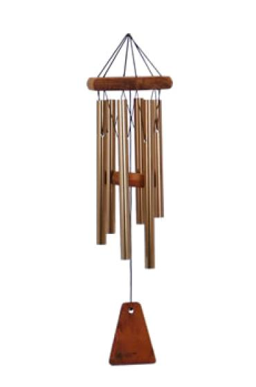 "Wind Chime Arias 15"" Bronze"