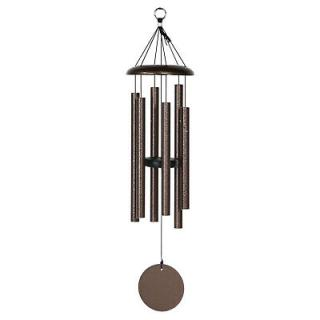 "Wind Chime Corinthian Bells 27"" Copper Vein"