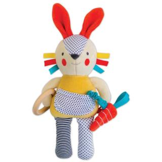 Busy Bunny ~ Organic Activity Toy