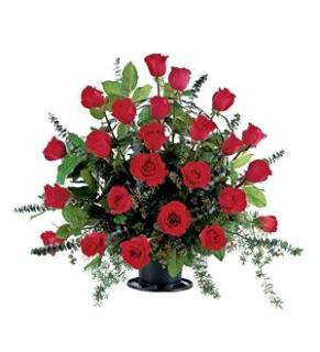 Virtuous Rose Arrangement