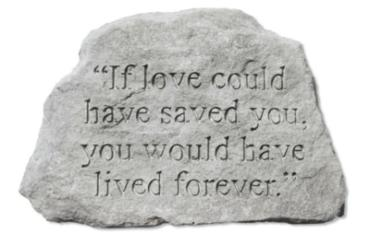 If Love Could Have Saved You...