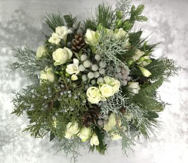 Winter Wonderful Bridal Bouquet