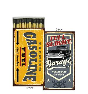 Matches ~ Full Service Garage