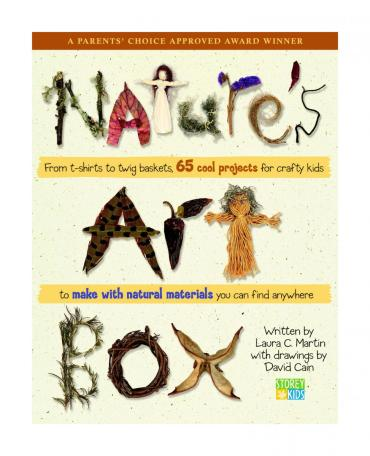 Nature\'s Art Box Book