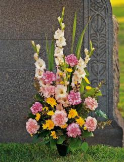 Graveside Flower Options
