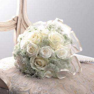 27. Bridal Queen Bouquet