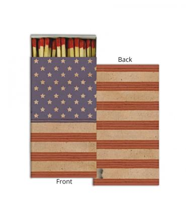Matches ~ American Flag