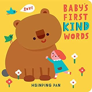 Baby\'s First Kind Words Board Book
