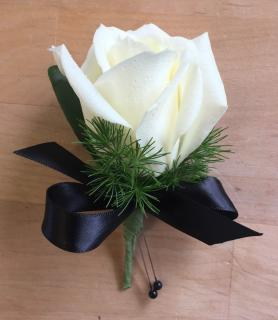 Bow Tie Boutonniere