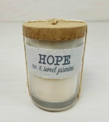 Hope ~ Soy Candle