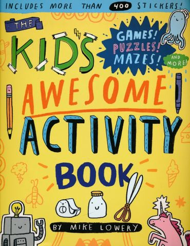 Kid\'s Awesome Activity Book