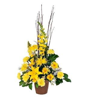 Sunlit Joy Arrangement